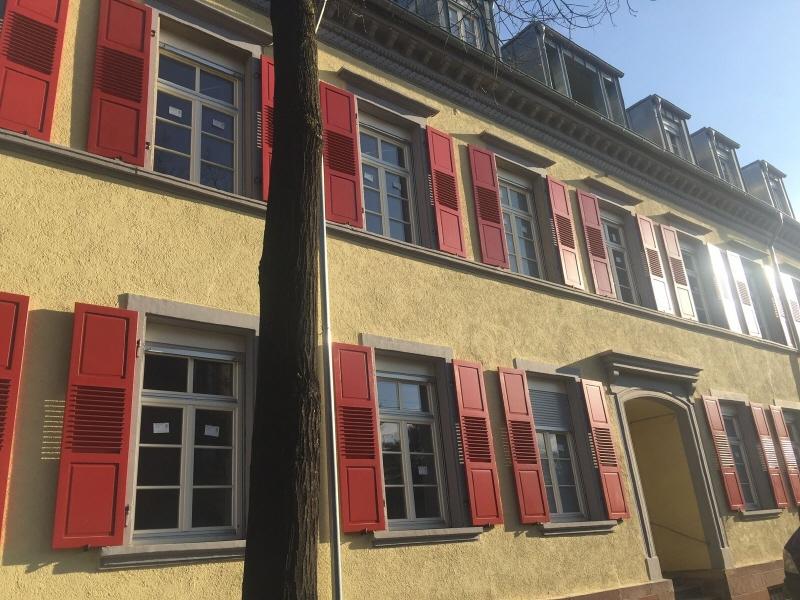 Rastatt Helle 2 Zimmer Wohnung Mit Balkon In Kernsaniertem Altbau