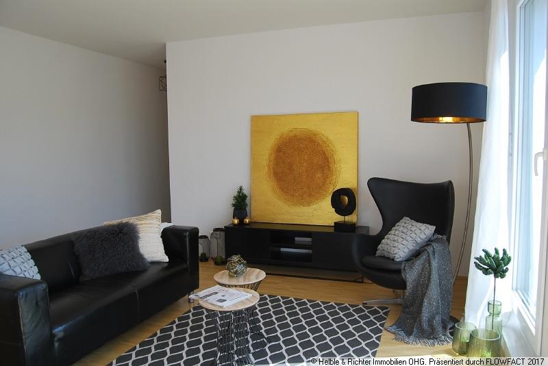 moderne penthaus neubauwohnung mit wohlf hl terrasse. Black Bedroom Furniture Sets. Home Design Ideas