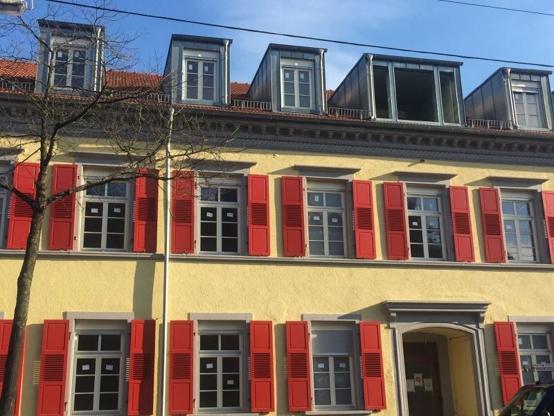 Attraktive 3 Zimmer Wohnung In Kernsaniertem Altbau In Rastatt